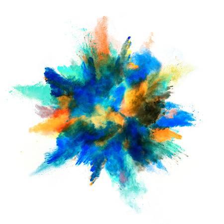 Color Blast Stock Photos And Images.