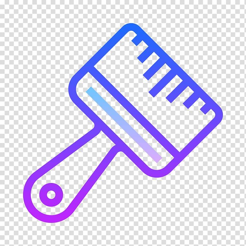 Computer Icons Paintbrush , colour brush transparent.
