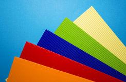 Coloured card clipart.