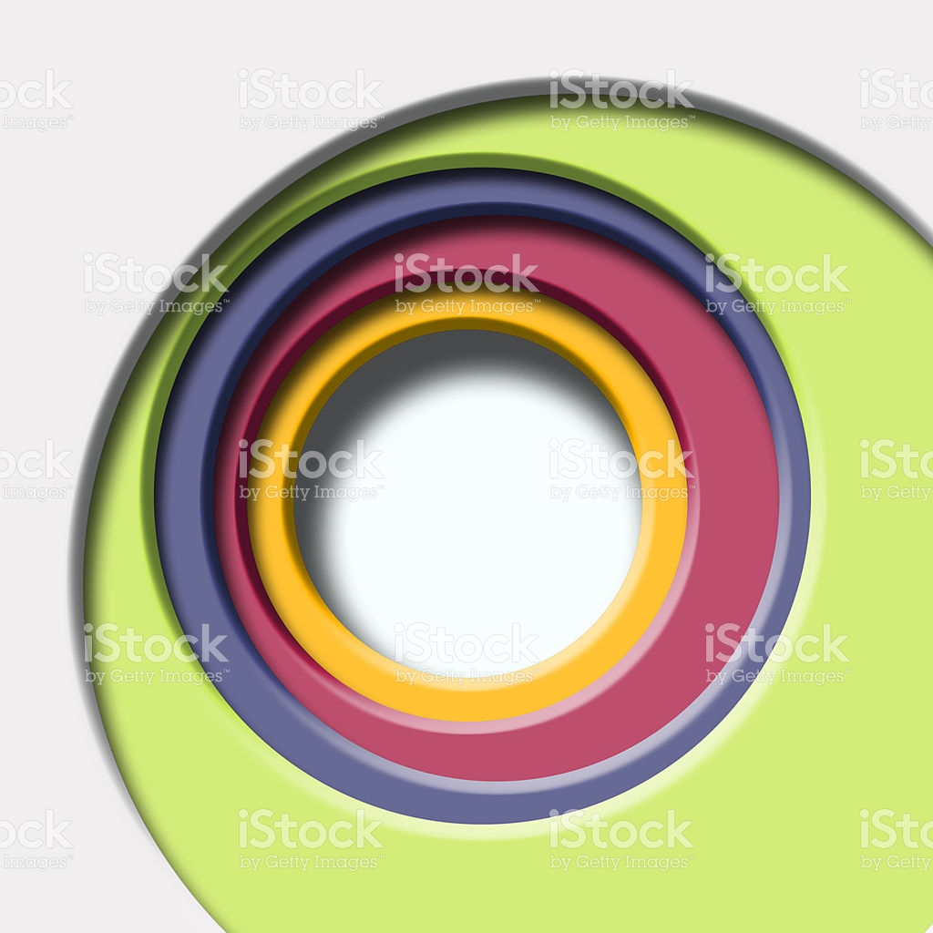 Color Cardboard Round Holes stock photo 178514352.
