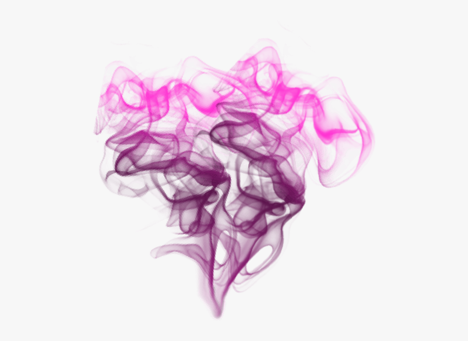 Smoke Effect Clipart Colour.