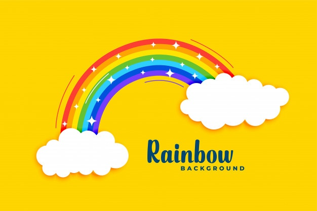 Rainbow Vectors, Photos and PSD files.