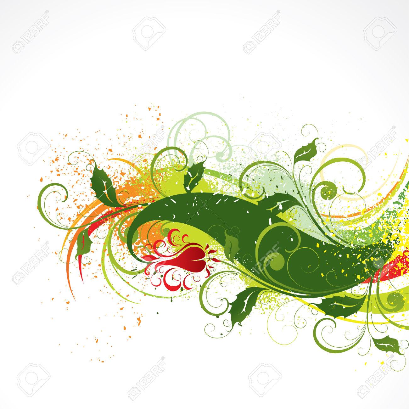 Vegetative Colour Composition Royalty Free Cliparts, Vectors, And.