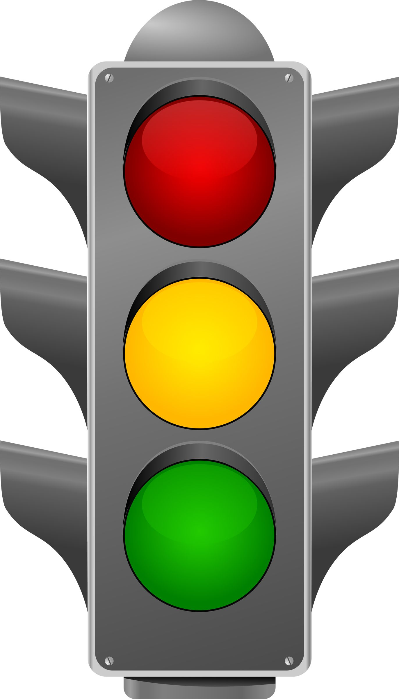 Traffic Signal Lights.