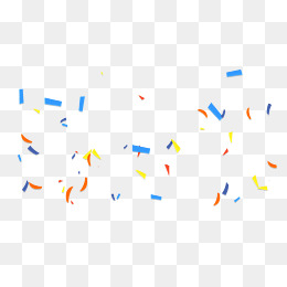 Colored Shredded Paper Png, Vector, PSD, and Clipart With.
