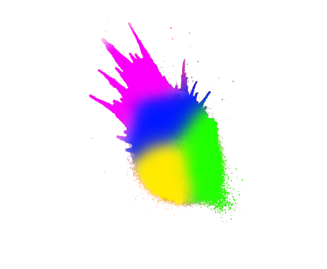 Happy Holi Color Png Download 2018.
