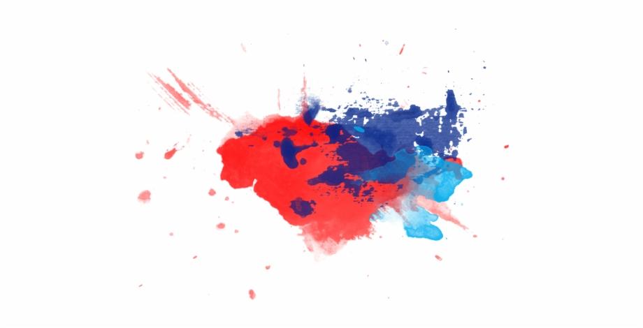 Color Effects Clipart Splash Effect.