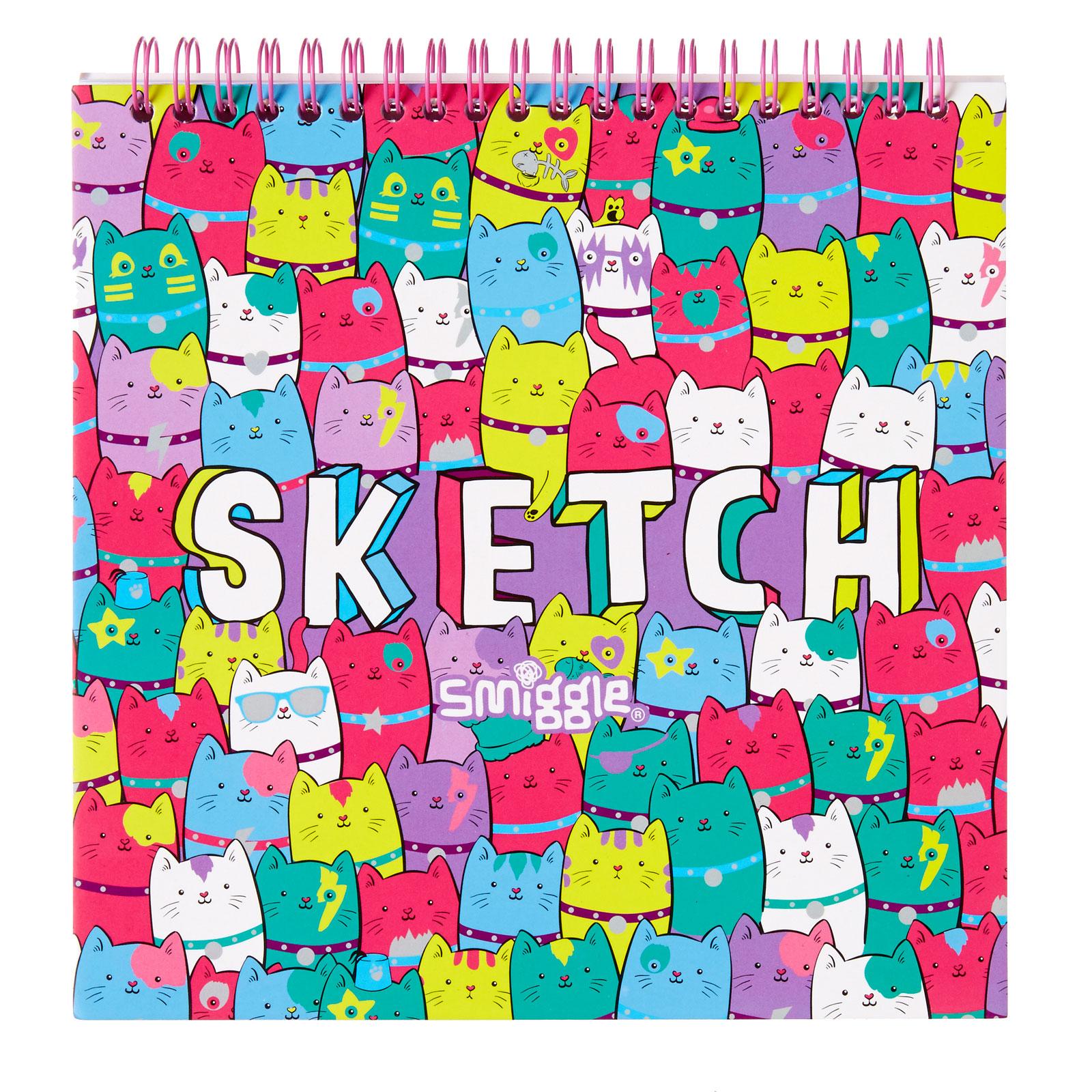 Heya Colour Pop Sketch Notebook.