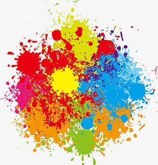 Colour Splash PNG Images, Colour Splash Clipart Free Download.