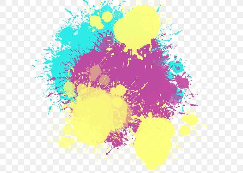 Painting PicsArt Photo Studio Color, PNG, 624x586px.