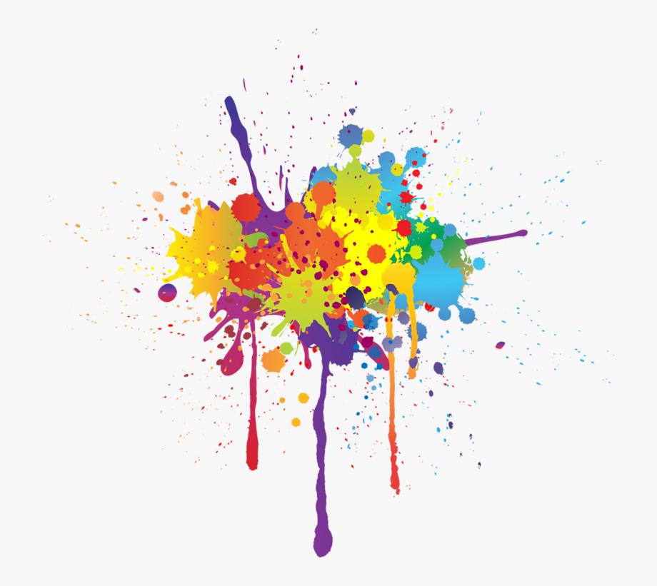 Picture Free Stock Paint Splatter Remixit.