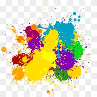 Free Color Splash PNG Images.