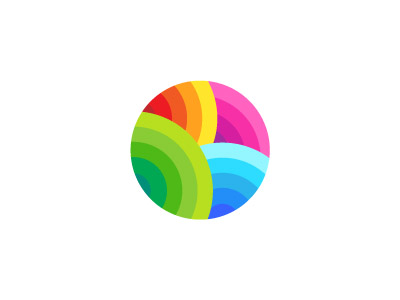 A Showcase of Bright, Colourful Logos.