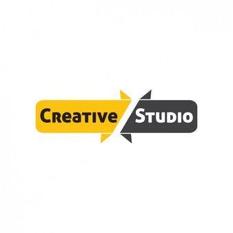 Coloured logo design.