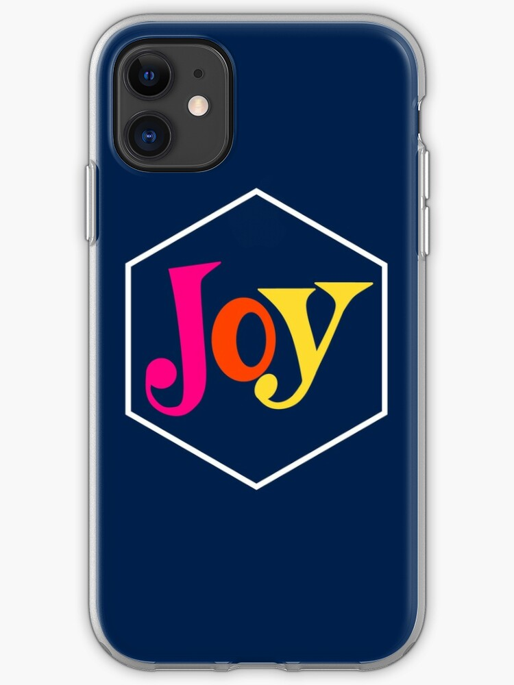 \'We Happy Few Joy Coloured Logo\' iPhone Case by TheDael.