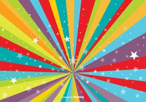 Colorful Background Free Vector Art.
