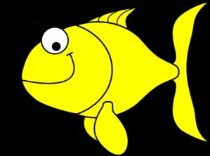 Colorful Fish Clip Art.