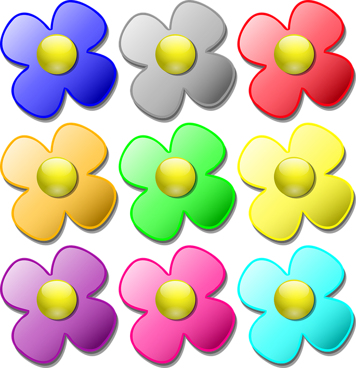 Free vector graphic: Flowers, Floral, Designs, Patterns.