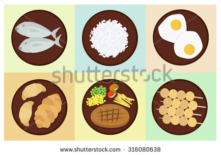 "rice Plate"" Stock Photos, Royalty."