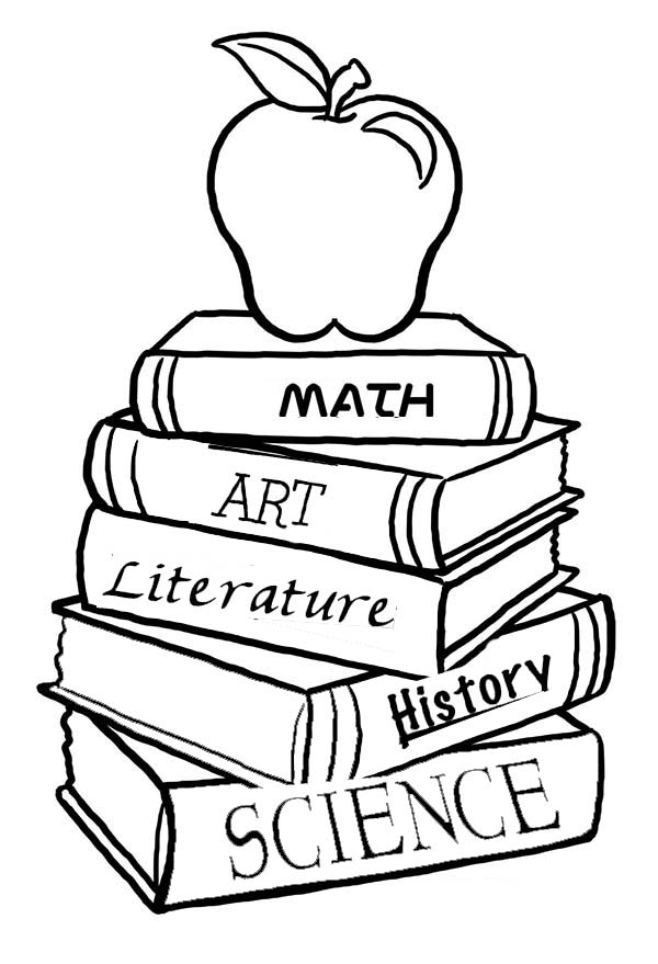 Chool Coloring Book coloring page, coloring image, clipart images..