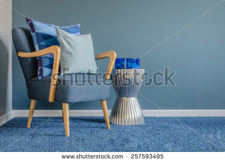 Carpet Floor Stock Images, Royalty.