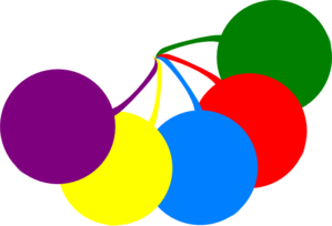 Colour clip art.