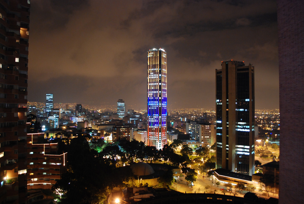 Colpatria Tower.