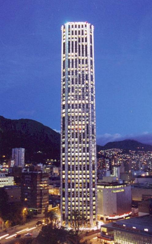Colpatria Tower, a photo from Bogota, North.