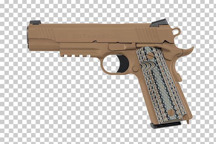 MEU(SOC) Pistol Tokyo Marui Colt's Manufacturing Company .45 ACP PNG.