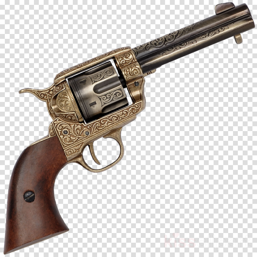 Download colt 45 png clipart Revolver Firearm Colt Single Action Army.