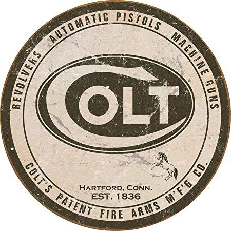 Desperate Enterprises Colt Revolver.
