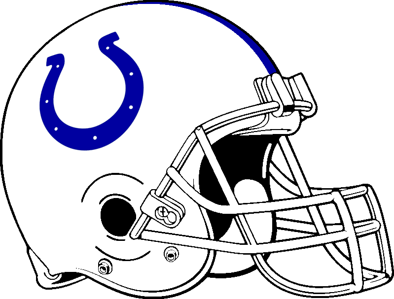 Colts helmet png 5 » PNG Image.