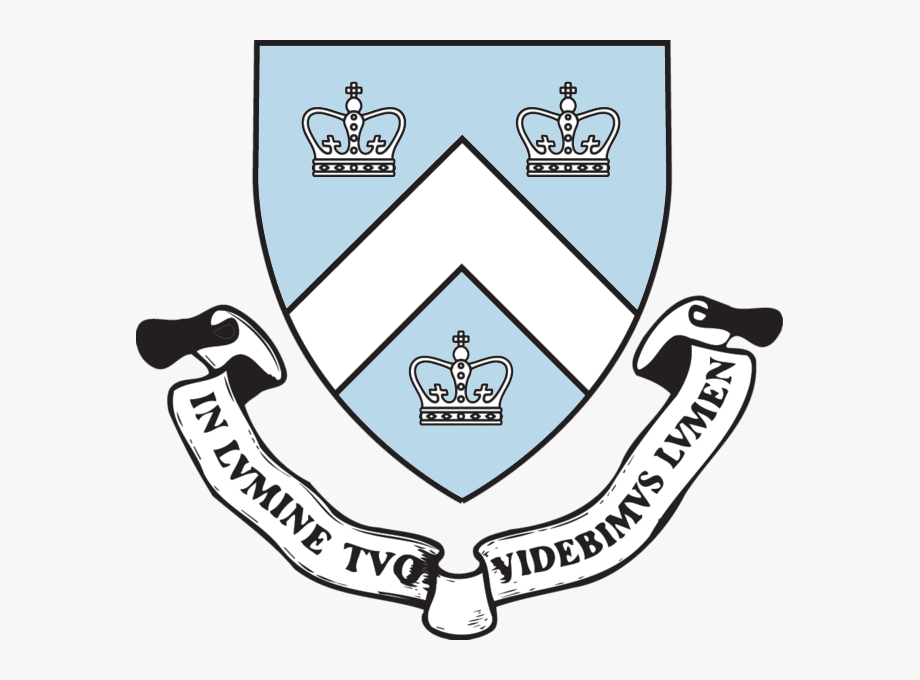 Columbia University Official Shield.