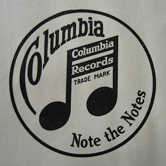 Columbia Records.