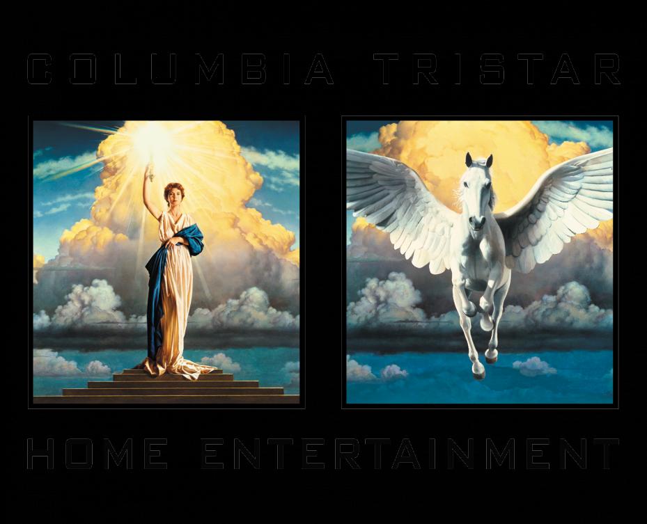 Columbia tristar home entertainment Logos.