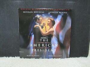 Details about 1995 The American President LaserDisc, Widescreen Columbia  Tristar Home Video.