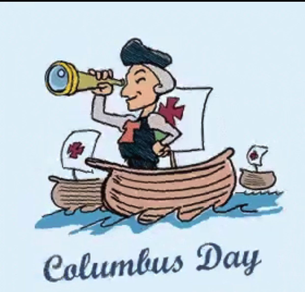 Columbus Day Clipart For Facebook.