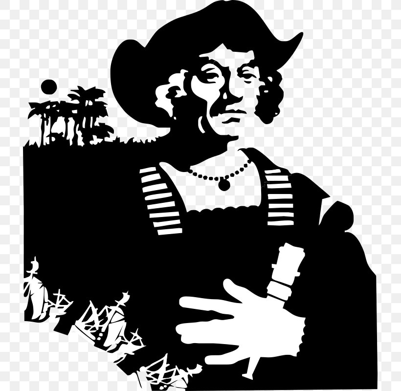 Christopher Columbus Columbus Day Public Holiday Clip Art.