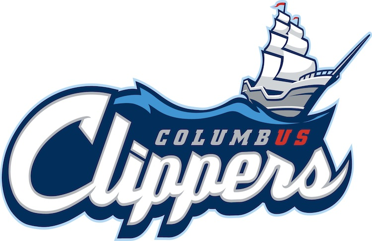 Columbus clippers Logos.