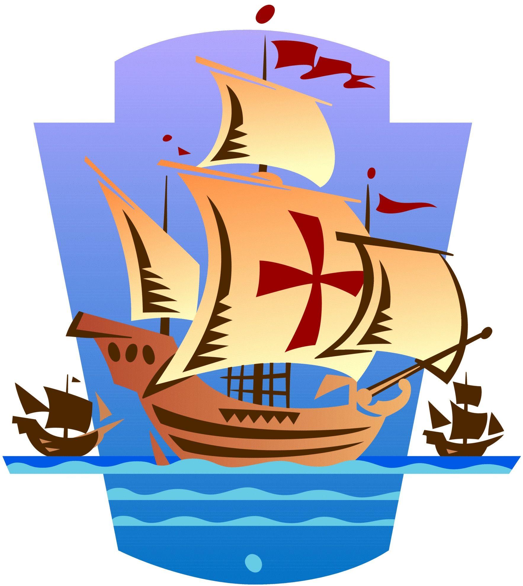 Free Columbus Day Clip Art, Download Free Clip Art, Free.