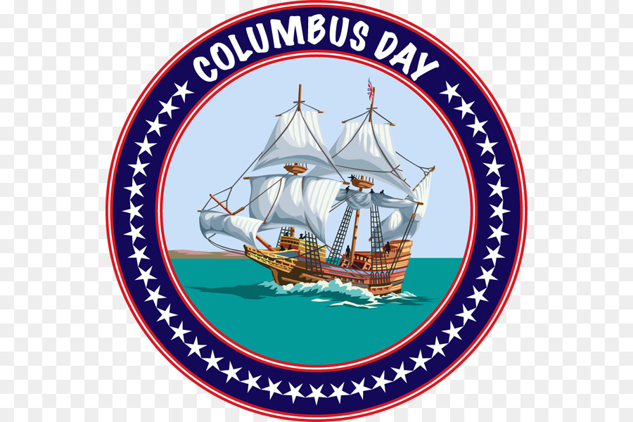 Columbus Day clipart.