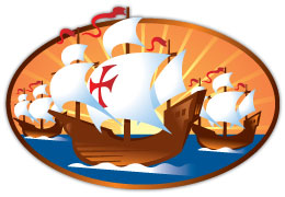 Nina Ship Clipart.
