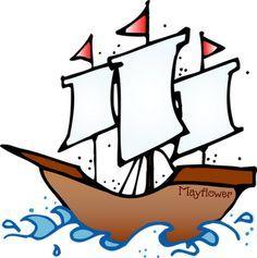 christopher columbus ships clipart.