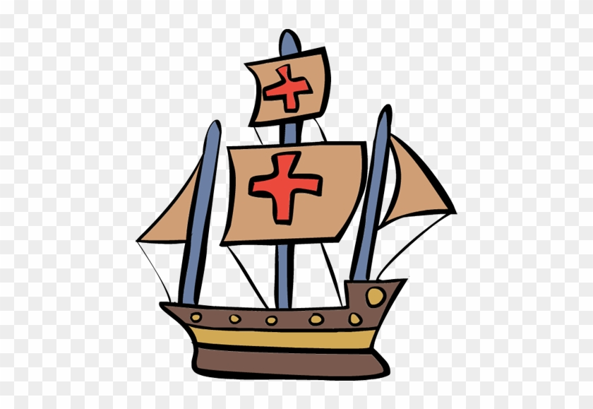 Columbus Day Boats Png & Free Columbus Day Boats.png Transparent.