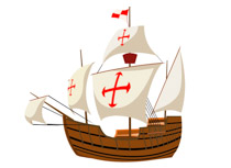 Christopher Columbus Ships Clip Art (100+ images in Collection) Page 2.