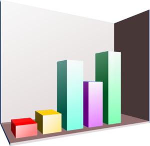 3d Bar Graph Clip Art at Clker.com.