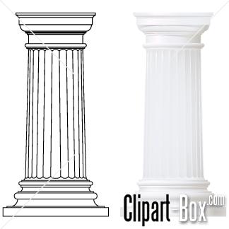 CLIPART COLUMNS.
