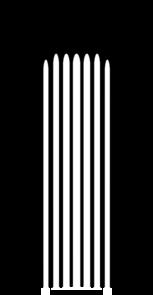 Ionic Column Clip Art.