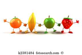 Fruits Clipart and Stock Illustrations. 33,798 fruits vector EPS.