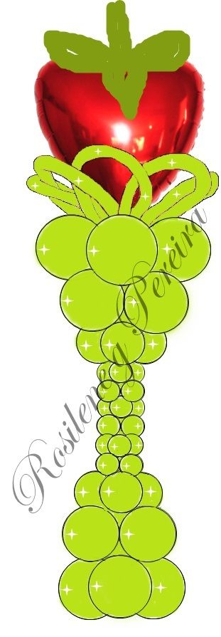 1000+ images about Balloons with fruit on Pinterest.